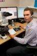 Dr Dean Harmse, Pathology Department, Derriford Hospital (Portrait)